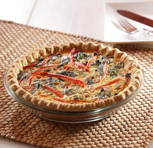 Download Basic Quiche Recipe