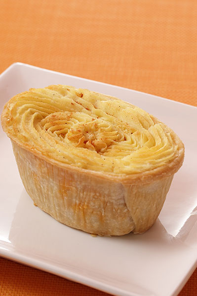Individual Ultimate Cottage Beef Pie