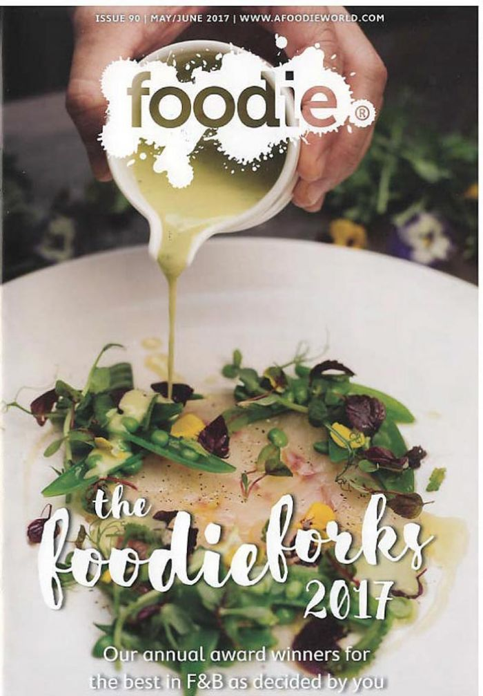 TTPP sponsors the Foodie Forks 2017
